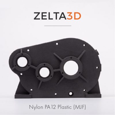 MJF Nylon Material 3D Printing Service