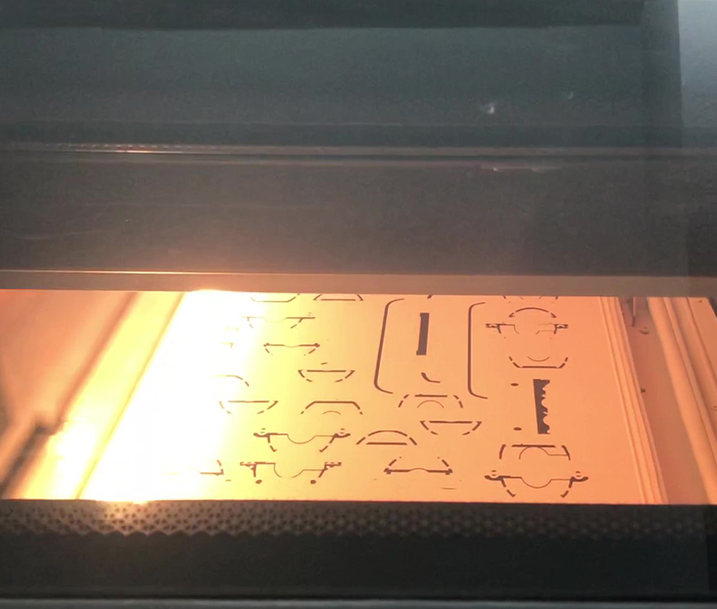 MJF 3D Printing Process