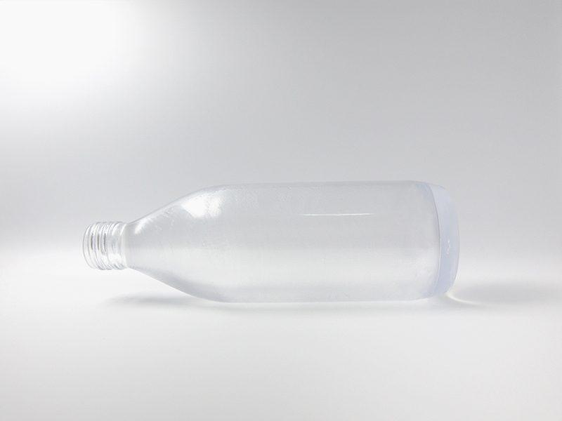 SLA 3D Printing Transparent Bottle